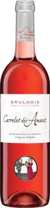 Carrelot Des Amants 2013 Bottle