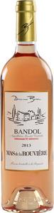Mas De La Rouvière Bandol Rosé 2013 Bottle
