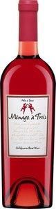 Folie À Deux Ménage À Trois Rosé 2011, California Bottle