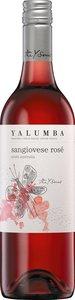 Yalumba Y Series Sangiovese Rosé 2009, Barossa/Wrattonbully, South Australia Bottle