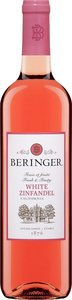 Beringer White Zinfandel 2009 Bottle