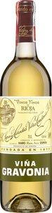 Vina Gravonia Rioja Crianza 2004 Bottle