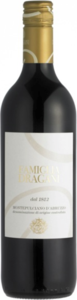 Famiglia Dragani Montepulciano D'abruzzo 2014 Bottle