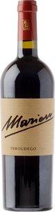 Veneto Teroldego   Marion 2010 Bottle