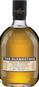 The Glenrothes Select Reserve Scotch Single Malt Bottle