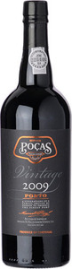 Poças Junior Vintage Port 2009, Doc Douro Bottle