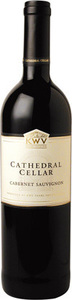 Kwv Cathedral Cellar Cabernet Sauvignon 2011, Wo Western Cape  Bottle