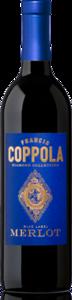 Francis Coppola Diamond Collection Blue Label Merlot 2012, California Bottle