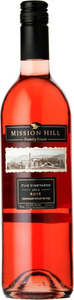 Mission Hill Family Estate Five Vineyards Rosé 2012, VQA Okanagan Valley Bottle