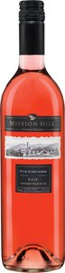 Mission Hill Five Vineyards Rosé 2010, BC VQA Okanagan Valley Bottle