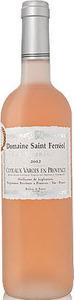 Domiane St Ferreol Les Vaunieres 2013, Varois En Provence Bottle