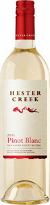 Hester Creek Pinot Blanc 2011, BC VQA Okanagan Valley Bottle