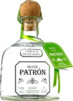 Patron Silver Tequila Bottle