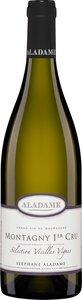 Domaine Stéphane Aladame Montagny Premier Cru Sélection Vieilles Vignes 2012 Bottle