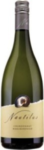 Nautilus Chardonnay 2010, Marlborough, South Island Bottle