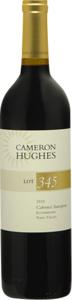 Cameron Hughes Lot 345 Cabernet Sauvignon 2010, Rutherford, Napa Valley Bottle