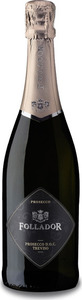 Follador Extra Dry Prosecco, Doc Treviso Bottle