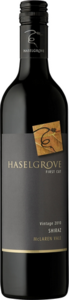 Haselgrove First Cut Shiraz 2010, Mclaren Vale, South Australia Bottle