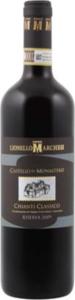 Lionello Marchesi Castello Di Monastero Chianti Classico Riserva 2009, Docg Bottle
