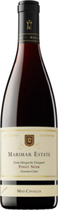 Marimar Estate Mas Cavalls Pinot Noir 2009, Doña Margarita Vineyard, Sonoma Coast Bottle