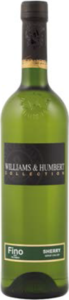 Williams & Humbert Collection 12 Years Old Fino Sherry, Do Jerez Xérèz Sherry Bottle