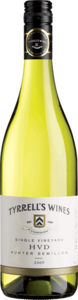 Tyrrell's Hvd Single Vineyard Chardonnay 2012, Hunter Valley Bottle