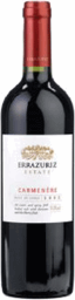 Errazuriz Estate Carmenere 2012, Rapel Valley Bottle