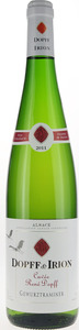 Dopff & Irion Gewurztraminer Cuvee Rene Dopff 2012, Alsace Bottle