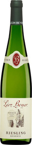 Léon Beyer Riesling Réserve 2012 Bottle