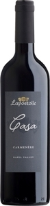 Casa Lapostolle Gran Seleccion Carmenere 2012, Rapel Valley Bottle