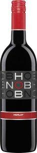 Hob Nob Merlot 2012, Vin De Pays D'oc Bottle