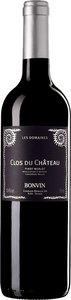 Domaine Clos Du Château Dôle Du Valais 2012 Bottle