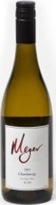 Meyer Family Okanagan Valley Chardonnay 2012 Bottle