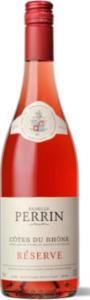 Perrin Réserve Rosé 2013, Ac Côtes Du Rhone Bottle