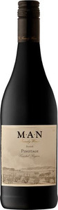Man Family Wines Bosstok Pinotage 2012 Bottle