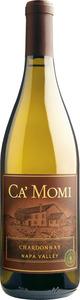 Ca' Momi Chardonnay 2012, Napa Valley Bottle