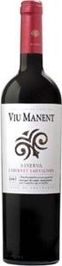 Viu Manent Reserva Cabernet Sauvignon 2012, Colchagua Valley Bottle