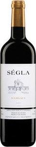 Ségla 2004, Ac Margaux, 2nd Wine Of Château Rauzan Ségla Bottle