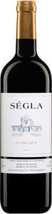 Ségla 2006, Second Wine Of Château Rauzan Ségla, Ac Margaux Bottle