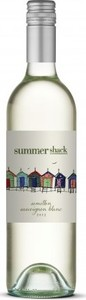 Summer Shack Semillon Sauvignon Blanc 2013 Bottle