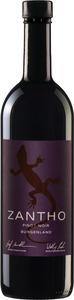 Zantho Pinot Noir 2009, Burgenland Bottle