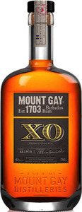 Mount Gay X.O. Bottle