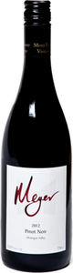 Meyer Okanagan Valley Pinot Noir 2012 Bottle