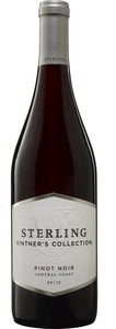 Sterling Vintners Collection Pinot Noir 2012, Central Coast Bottle