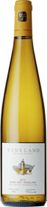 Vineland Estates Riesling Semi Dry VQA 2013, Niagara Peninsula Bottle