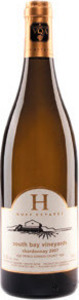 Huff Estates South Bay Vineyards Chardonnay 2011, VQA Prince Edward County Bottle