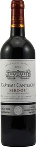 Château Canteloup 2010, Ac Médoc Bottle