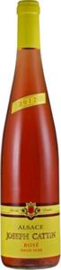 Joseph Cattin Pinot Noir Rosé 2013, Ac Alsace Bottle