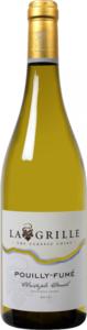 La Grille Pouilly Fumé 2012 Bottle