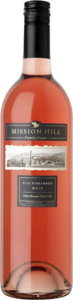 Mission Hill Five Vineyards Rosé 2013, Okanagan Valley Bottle
